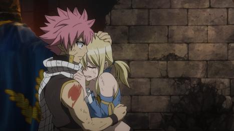 Fairy Tail - Natsu e Lucy