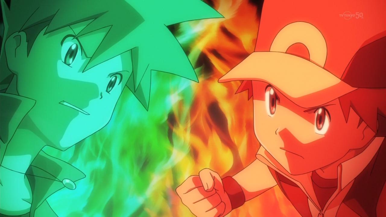 Pokemon Green Vs Red p...