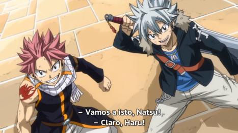 Natsu e Haru