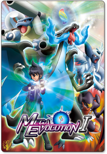 Pocket Monsters XY - Mega Evolution